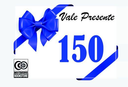 Vale Presente Virtual R$150,00