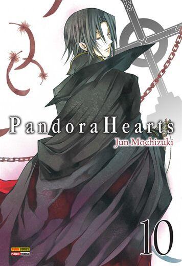 Pandora Hearts Vol.10
