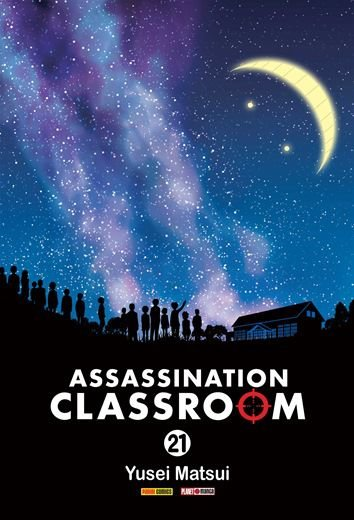Assassination Classroom Vol.21