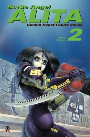 Battle Angel Alita Vol.02