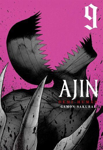 Ajin Vol.09