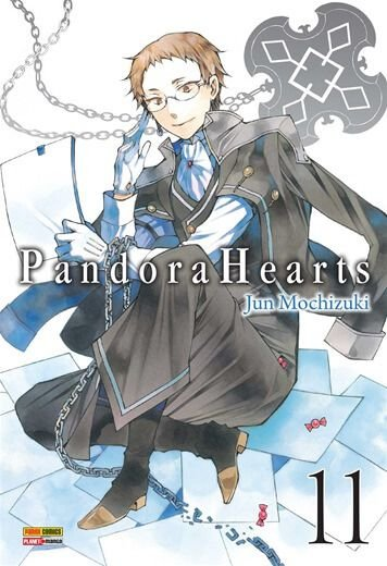 Pandora Hearts Vol.11