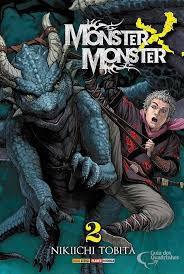 Monster X Monster Vol.02