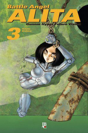 Battle Angel Alita Vol.03