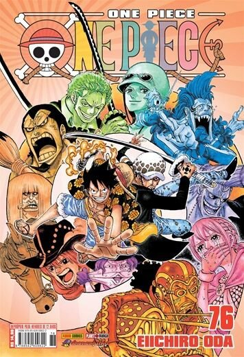 One Piece Vol.76