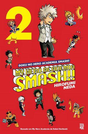 My Hero Academia Smash! Vol.02