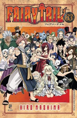 Fairy Tail Vol.63
