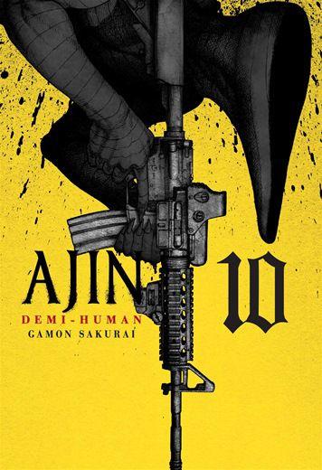 Ajin Vol.10
