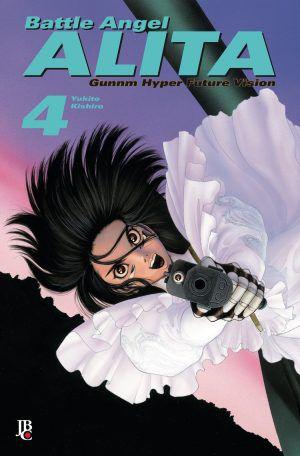 Battle Angel Alita Vol.04
