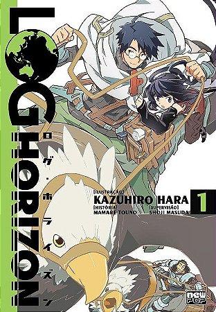 Log Horizon Vol.01