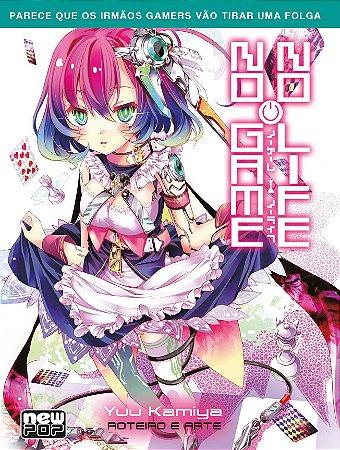 No Game No Life Novel Vol.09