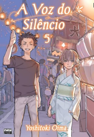 A Voz do Silêncio (Koe no Katachi) Vol.05