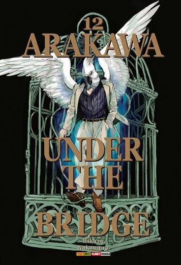 Arakawa Under The Bridge Vol.12