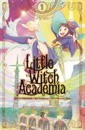 Little Witch Academia Vol.01