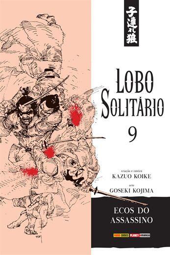Lobo Solitário Vol.09
