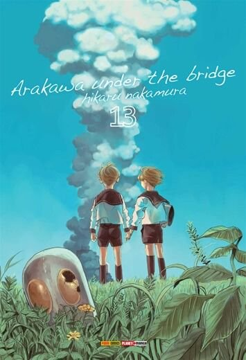 Arakawa Under The Bridge Vol.13