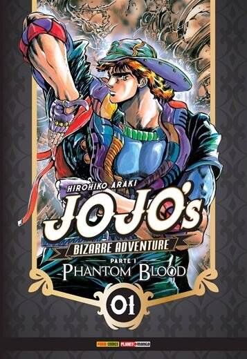Jojo's Bizarre Adventure Vol.01