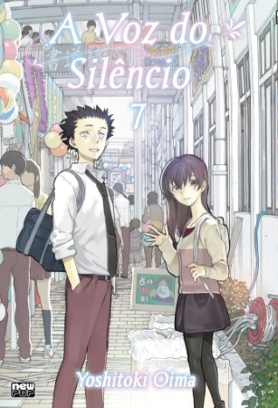 A Voz do Silêncio (Koe no Katachi) Vol.07