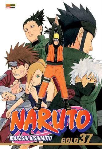 Naruto Gold Vol.37