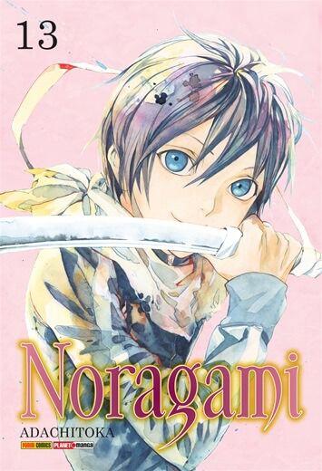 Noragami Vol.13