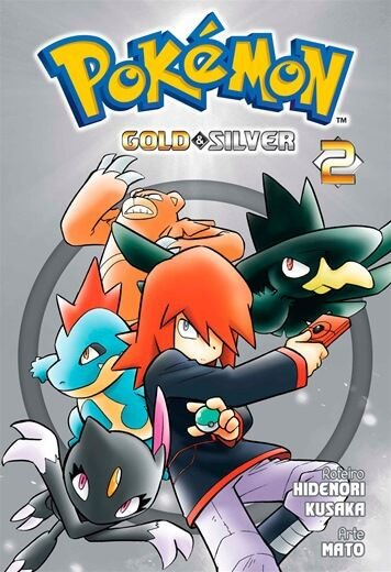 Pokémon Gold & Silver Vol.02