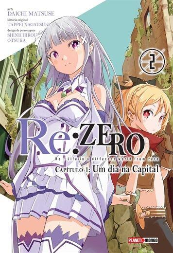 Re:Zero Vol.02