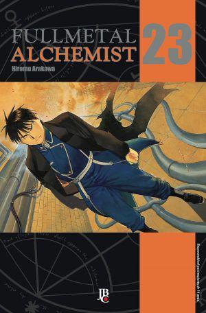 Fullmetal Alchemist Vol.23