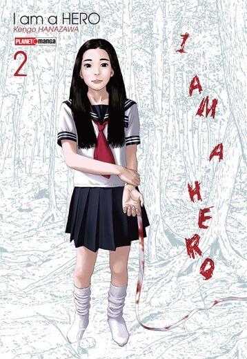 I Am A Hero Vol.02