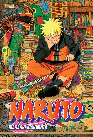 Naruto Gold Vol.35