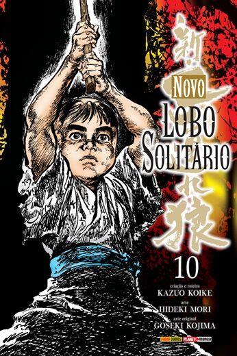 Novo Lobo Solitário Vol.10