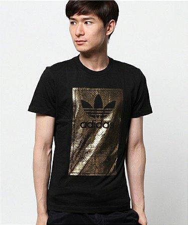 Camiseta Adidas Snake Label