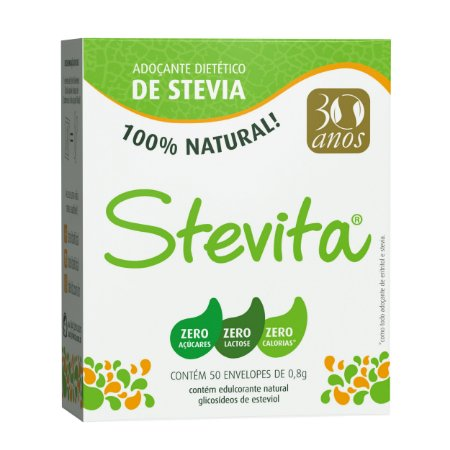 Stevita adoçante dietético sache