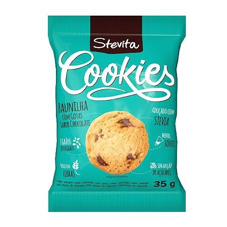 Cookies Stevita Baunilha 35g