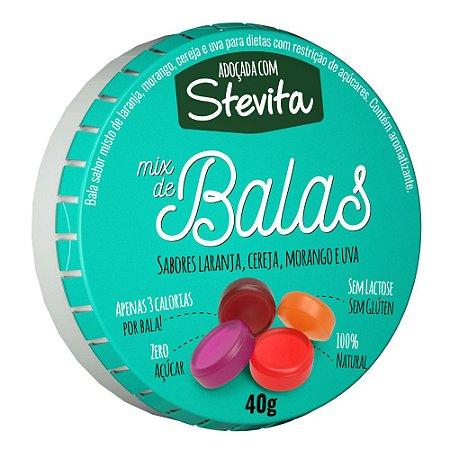 Mix de Balas Stevita 40g
