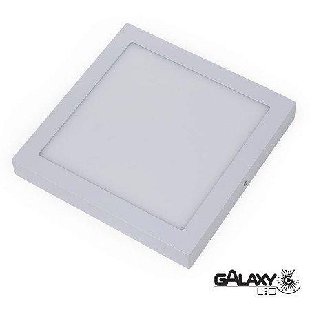 LED PAINEL SOB. QUADRADO 30 LEDS GALAXY