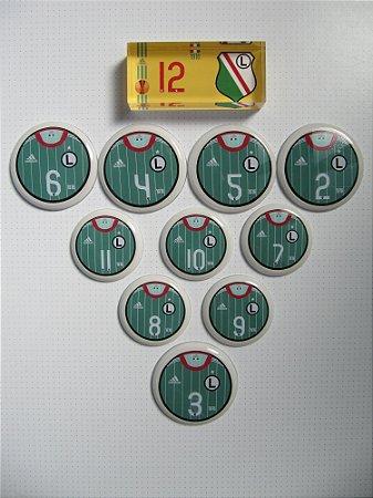 Klub Piłkarski Legia Warszawa (Légia Varsóvia)