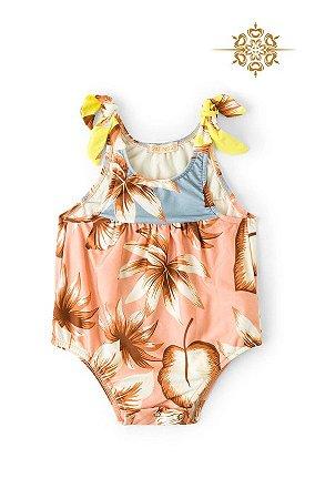 Maiô Infantil Bebê Spring com Proteção UV 50 Salinas