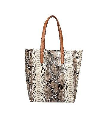 Bolsa Shopping Bag Anaconda Ellus