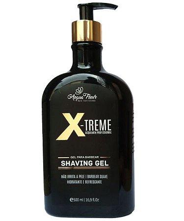 Shaving Gel - Gel Para Barbear X-Treme   FRETE GRÁTIS