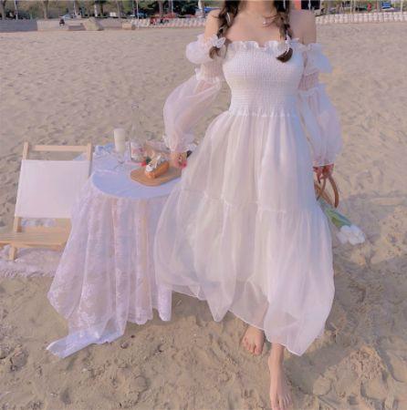 Vestido Vintage Princesa