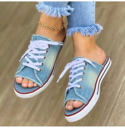 Papete Jeans Casual