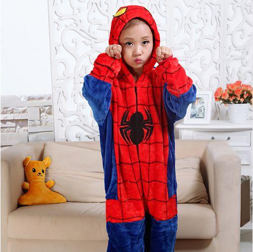 Pijama Infantil (Kigurumi) - Homem Aranha - MobWay Store e80236052a6f6