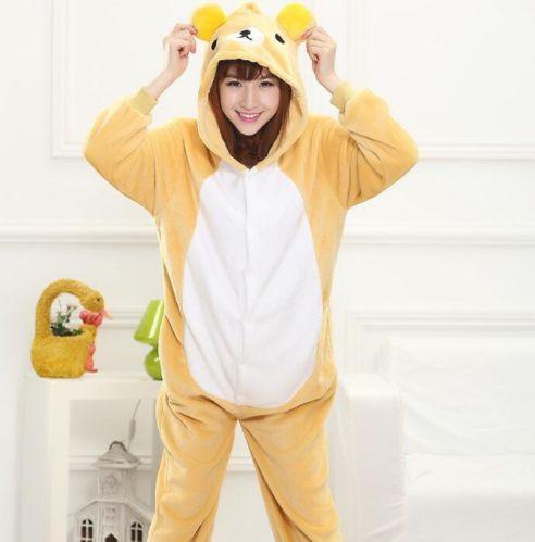 Pijama Kigurumi do Rilakkuma
