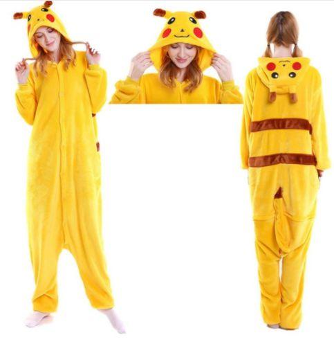 Kigurumi do Pikachu