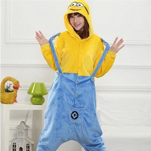 9b8e09e6dc176a Pijama Onesie (Kigurumi) de Minion
