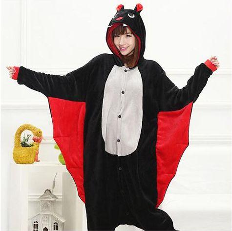 Pijama Kigurumi de Morcego
