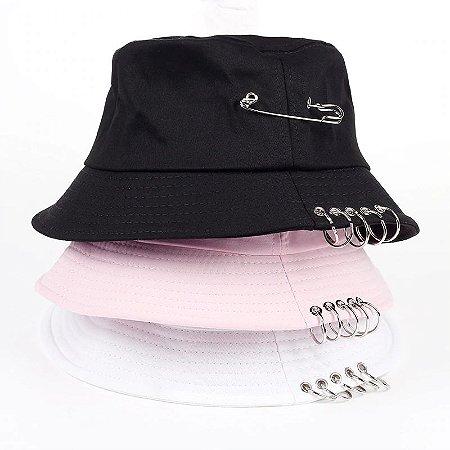 BUCKET HAT Piercing - Três Cores