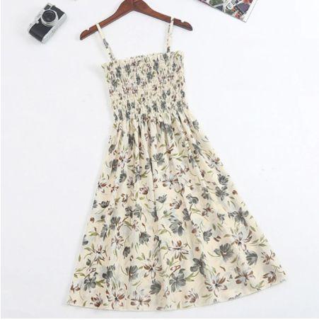 Vestido de Alcinha FLORES DA PRIMAVERA II - Várias Estampas