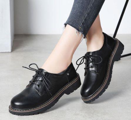 Sapato de Couro BASICWEAR