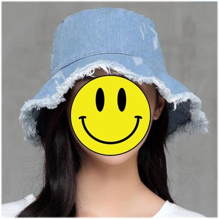 BUCKET HAT Ripped Jeans - Várias Cores
